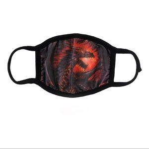 Mask Fire Breathing Dragon Adult